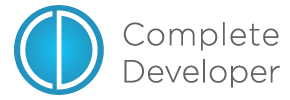 Complete Developer Mobile Logo